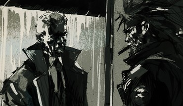 Metal gear solid peace walker video games HD wallpaper