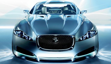 Jaguar XF  HD wallpaper