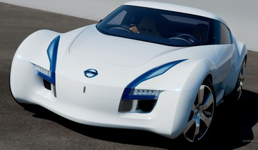 Nissan esflow concept HD wallpaper
