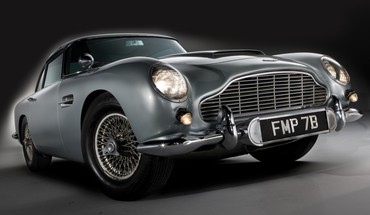 "Automobiliai James Bond ""Aston Martin DB5 Goldfinger  HD wallpaper"