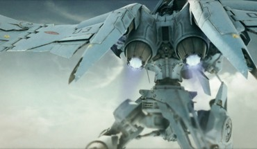 Mech mecha cgi spaceships battles screens planzet HD wallpaper