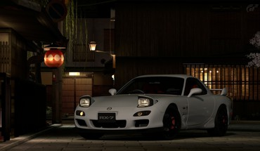 Mazda rx-7 gran turismo 5 playstation 3 HD wallpaper
