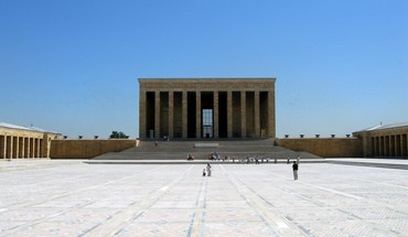 Architecture buildings turkey ankara anıtkabir HD wallpaper