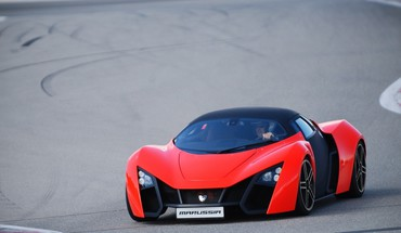 Marussia voitures b2 russe  HD wallpaper