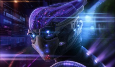 Cyborgs machines robots science fiction HD wallpaper