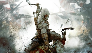 Video games wall assasins creed HD wallpaper