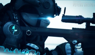 Cool ghost recon HD wallpaper