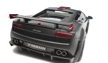 Hamann victory ii lamborghini gallardo cars rear view HD wallpaper