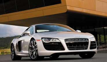 Audi cars silver HD wallpaper