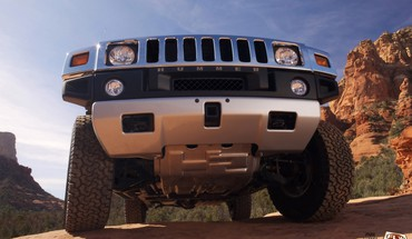 Trucks vehicles hummer offroad HD wallpaper