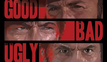 Eastwood western the good bad and ugly HD wallpaper