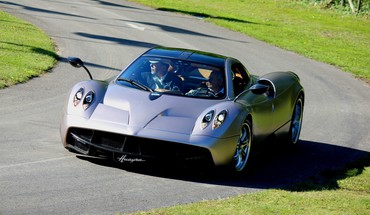 Автомобили Pagani Huayra  HD wallpaper