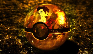 Art numérique des illustrations 3D fan mako pokeball  HD wallpaper