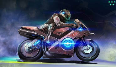 motos Artwork  HD wallpaper