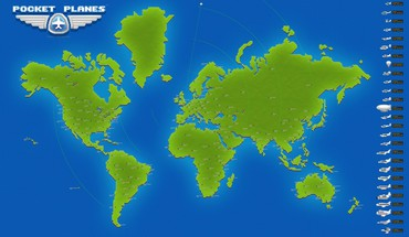 Video games maps iphone world map pocket planes HD wallpaper