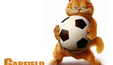 Animacija Garfield  HD wallpaper