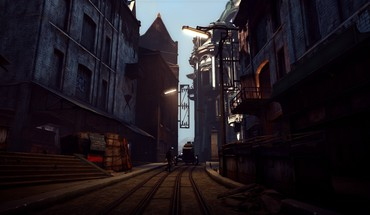 Video games dishonored HD wallpaper