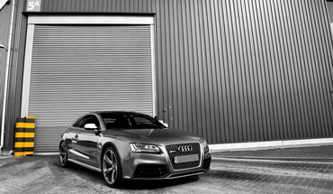 Audi sports cars HD wallpaper