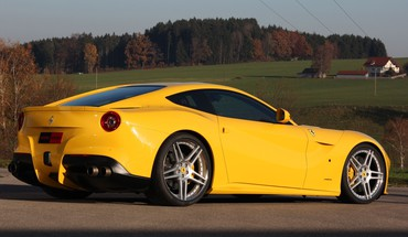 Ferrari f12  HD wallpaper