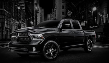 New 2013 ram black express HD wallpaper