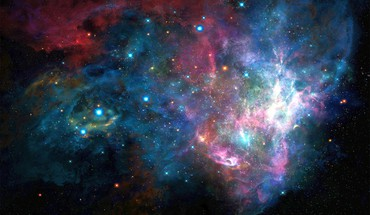 Space galaxy HD wallpaper