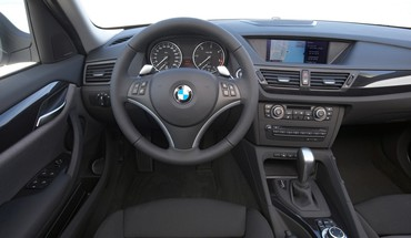 Bmw x1 HD wallpaper