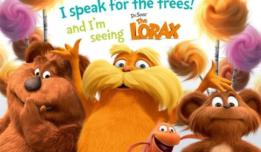 Artwork the lorax HD wallpaper