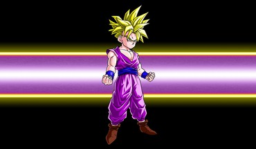 Super Saiyan Teen Gohan HD wallpaper