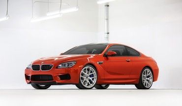 Automobiliai BMW M6 vorsteiner  HD wallpaper