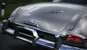 Hudson hornet classic cars forza motorsport 4 HD wallpaper