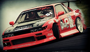 Nissan silvia s13 cars drifting HD wallpaper