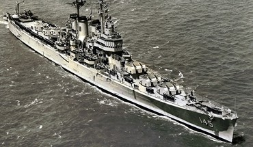 Uss Roanoke  HD wallpaper