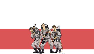 Movies cartoonish ghostbusters bill murray artwork dan aykroyd HD wallpaper