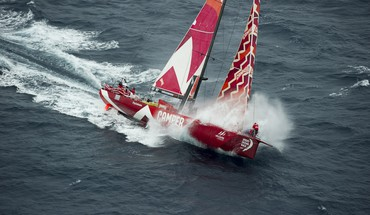 Volvo ocean race voiliers navires véhicules  HD wallpaper