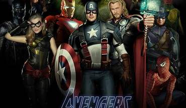Movies the avengers posters HD wallpaper