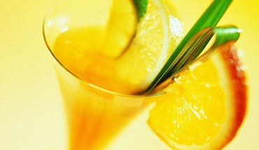 Fruits oranges drinks HD wallpaper
