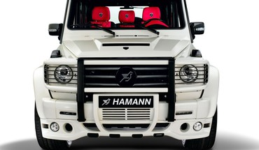 Hamann Tuning  HD wallpaper