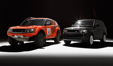 Cars land rover bowler exr s HD wallpaper