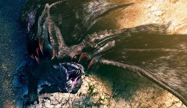 Monster hunter HD wallpaper