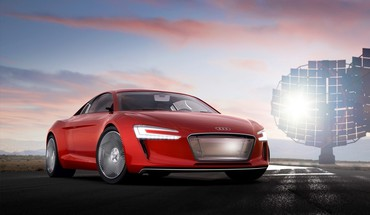 Audi e tron ​​ HD wallpaper
