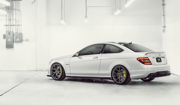 Amg Mercedes-Benz Mercedes benz c63 Auto  HD wallpaper