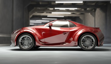 Cars concept art future HD wallpaper