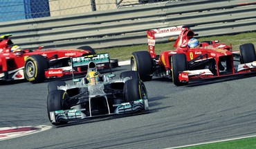 Hamilton felipe massa Scuderia chinois Grand Prix  HD wallpaper