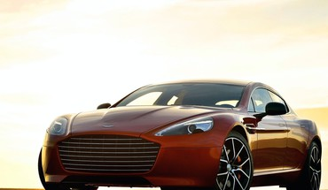 Automobiliai Aston Martin Rapide S  HD wallpaper