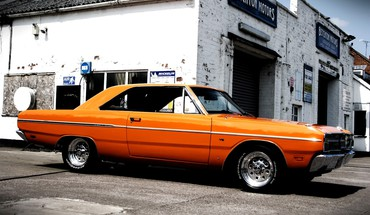 Dodge Dart automobiliai Classic  HD wallpaper
