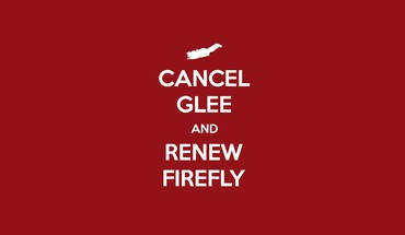 Tv text funny firefly glee HD wallpaper