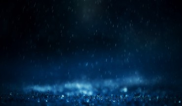 Water nature rain grass HD wallpaper