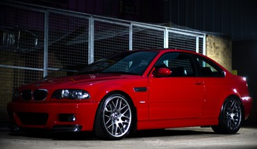 BMW M3 E46 automobiliai  HD wallpaper