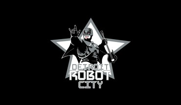 Robocop detroit robot city kiss music band HD wallpaper