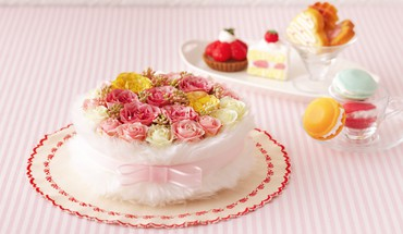 Cakes food HD wallpaper